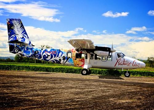 самолет Nature Air